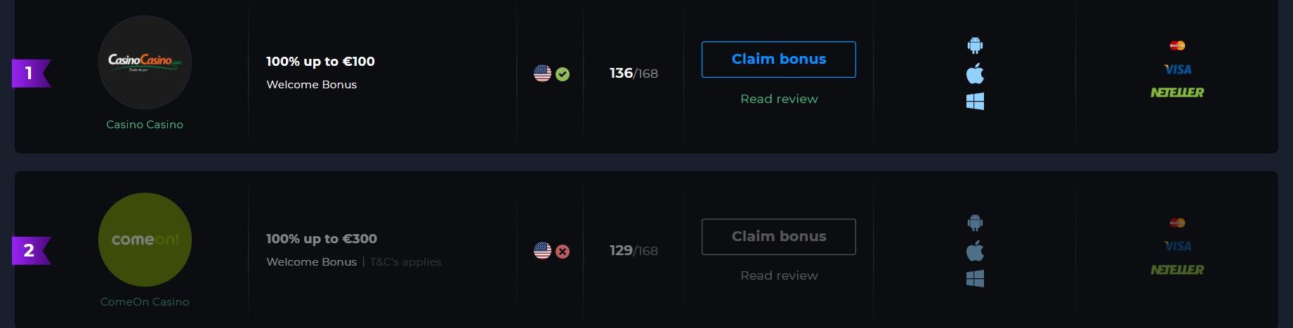 How to Claim 40 Euros Bonus
